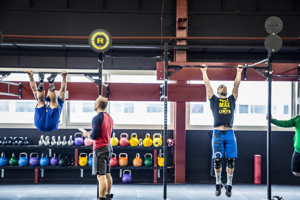 Sarine Center CrossFit