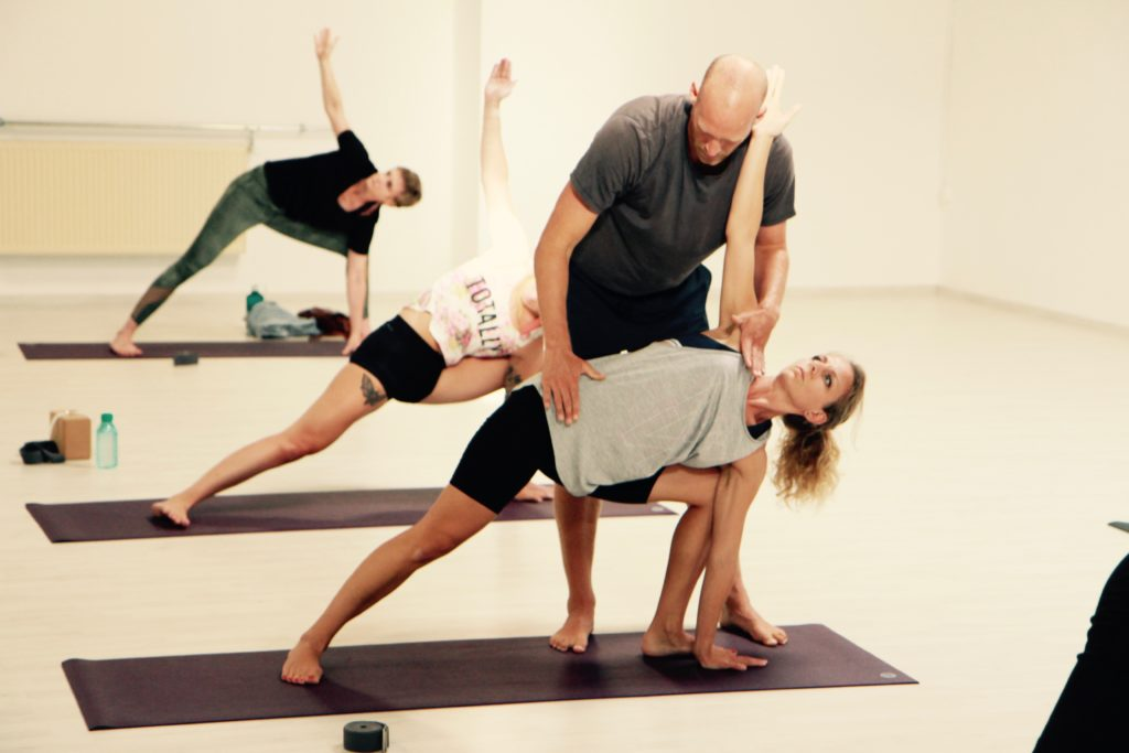 Sarine Center Fribourg Yoga