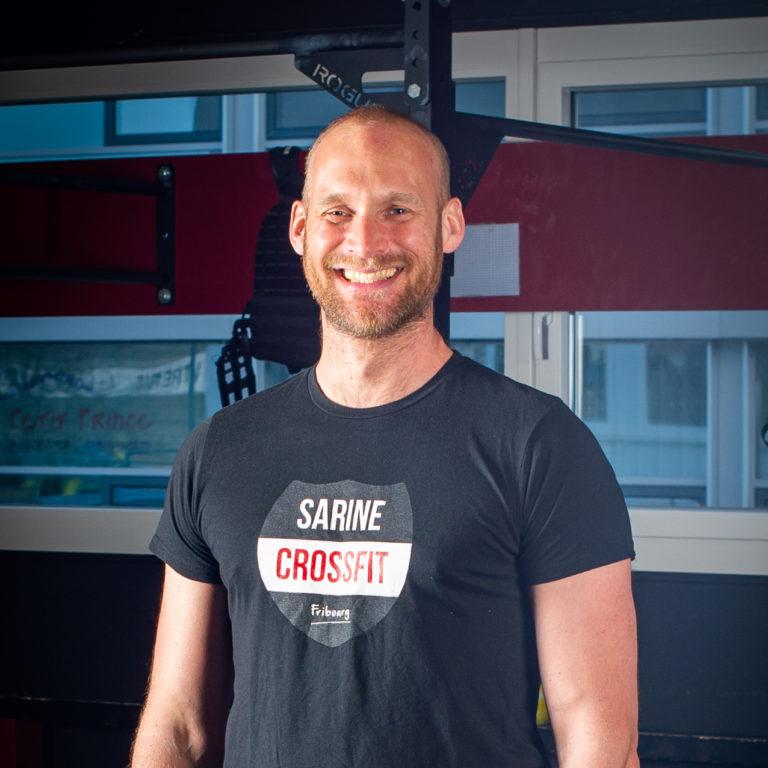 Sarine Center Coach François
