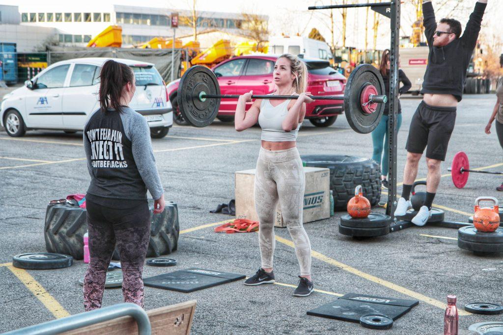 Sarine CrossFit