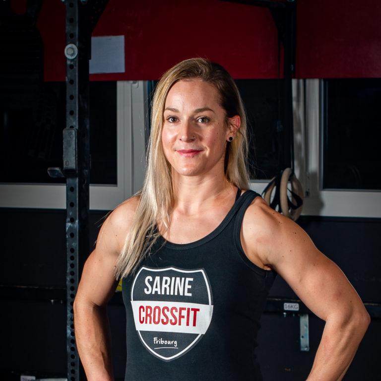 Sarine Center Coach Jessica