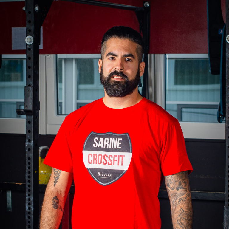 Sarine Center Coach Leandro